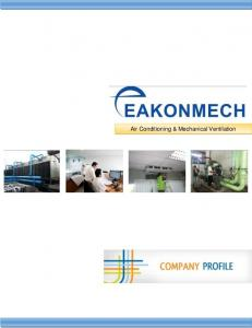 Air Conditioning & Mechanical Ventilation Specialist