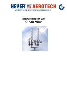Air Mixer