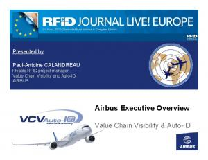 Airbus Executive Overview