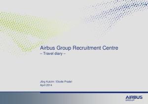 Airbus Group Recruitment Centre