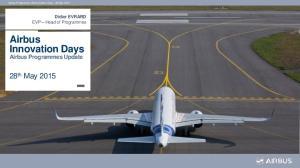 Airbus Innovation Days
