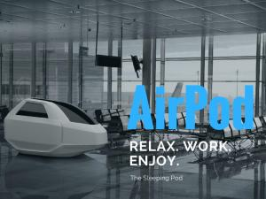 AirPod RELAX. WORK. ENJOY