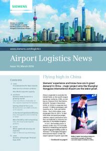 Airport Logistics News