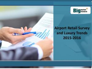 Airport Retail Survey and Luxury Trends