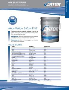 Akron Vektor S-Com E 32