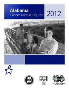Alabama Cancer Facts & Figures 2012