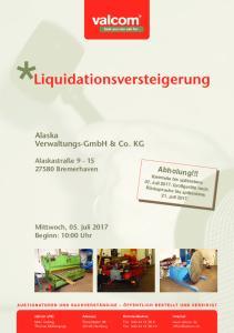 Alaska Verwaltungs-GmbH & Co. KG