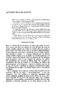 ALFONSO DE ALBA MARTIN