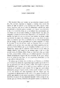 ALGUNOS ASPECTOS DEL CUENTO