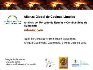 Alianza Global de Cocinas Limpias