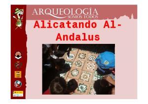 Alicatando Al- Andalus