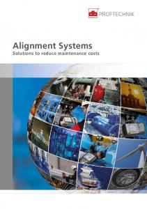 Alignment Systems Solutions to reduce maintenance costs