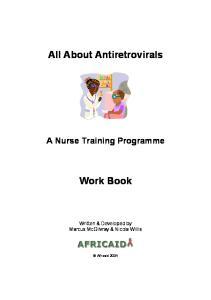 All About Antiretrovirals