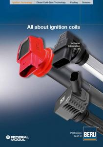 All about ignition coils