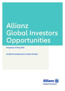 Allianz Global Investors Opportunities