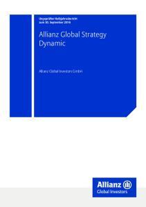 Allianz Global Strategy Dynamic