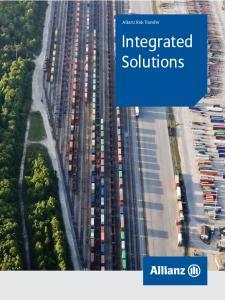 Allianz Risk Transfer. Integrated Solutions