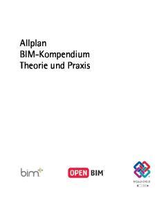 Allplan BIM-Kompendium Theorie und Praxis