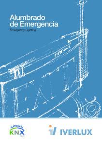 Alumbrado de Emergencia Emergency Lighting