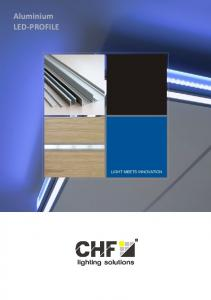 Aluminium LED-PROFILE LIGHT MEETS INNOVATION. lighting solutions