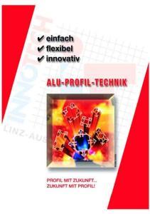 ALUMINIUM-PROFIL-TECHNIK robolife Alu-Profil-System