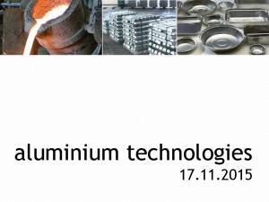 aluminium technologies