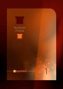 ALUMINUM LED PROFILE 1504 (2M PROFILE)