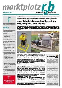 am Beispiel Kooperation Steinert und Forschungszentrum Karlsruhe