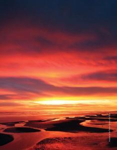 Amanecer en San Felipe» Sunrise in San Felipe