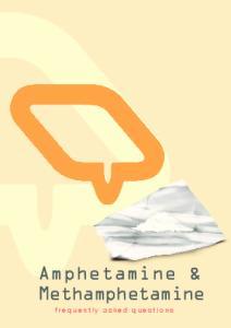 Amphetamine & Methamphetamine