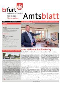 Amtsblatt Nr Februar 2018