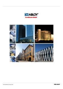 An ASSA ABLOY Group brand