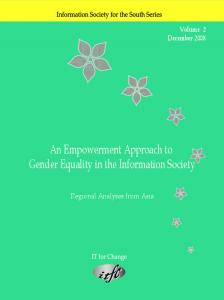 An Empowerment Approach to Gender Equality in the Information Society