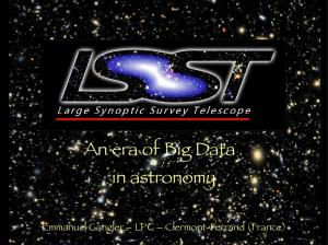 An era of Big Data in astronomy