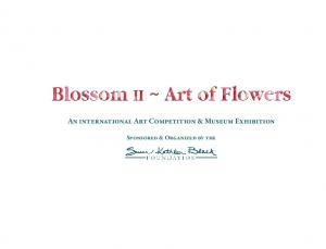 An international Art Competition & Museum Exhibition. Sponsored & Organized by the