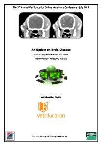 An Update on Brain Disease