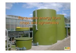 Anaerobic digestion: a sustainable energy source