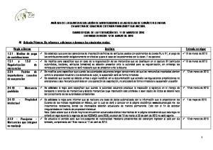ANÁLISIS DE LA CUARTA RESOLUCIÓN DE MODIFICACIONES A LAS REGLAS DE CARÁCTER GENERAL EN MATERIA DE COMERCIO EXTERIOR PARA 2009 Y SUS ANEXOS