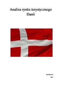 Analiza rynku turystycznego Danii