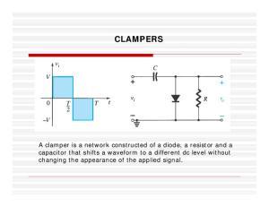 Analysis (ideal diode)