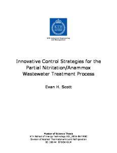 Anammox Wastewater Treatment Process