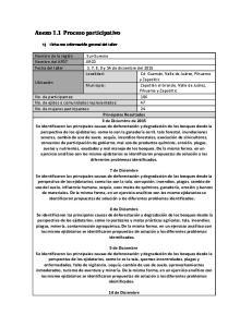 Anexo 1.1 Proceso participativo