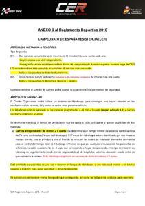 ANEXO 9 al Reglamento Deportivo 2016