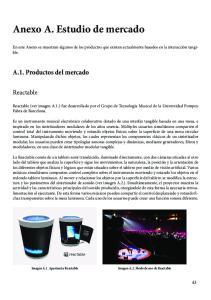 Anexo A. Estudio de mercado