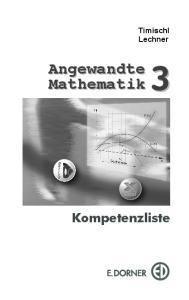 Angewandte Mathematik3