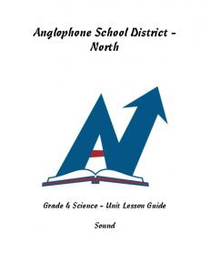 Anglophone School District - North