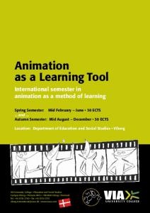 Animation as a Learning Tool