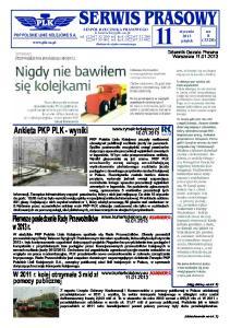 Ankieta PKP PLK - wyniki