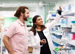 Annual and Sustainability Report extract