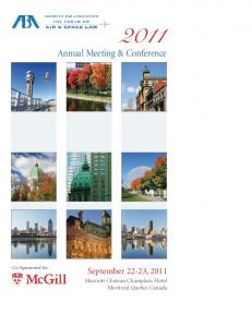 Annual Meeting & Conference